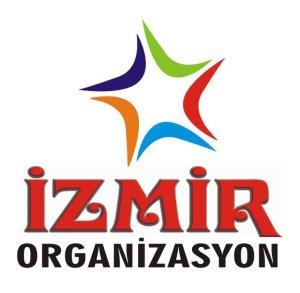 izmir organizasyon kare logo
