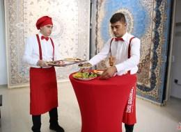 Servis Elemanı ve Garson Kiralama İzmir Kokteyl Organizasyonu