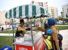 İzmir Pamuk Şekerci Kiralama