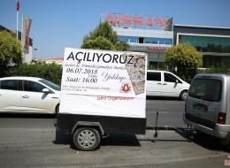 Sesli Anons Aracı Kiralama İzmir