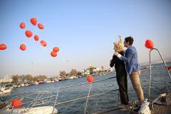 teknede romantik evlilik teklifi organizasyonu izmir tekne kiralama 7 - Teknede Romantik Evlilik Teklifi Organizasyonu