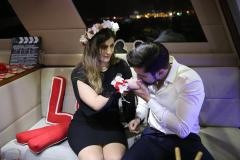 teknede vip transfer ve palyaco ile evlenme teklifi organizasyonu izmir tekne kiralama 14 - Teknede VIP Transfer ve Palyaço İle Evlenme Teklifi Organizasyonu