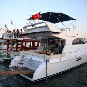 teknede yuzme turu izmir tekne kiralama izmir organizasyon 1 1 - Teknede Yüzme Turu