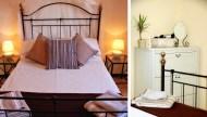 Double Bedroom Casa Las Eras, La Celada, Iznajar, Andalucia