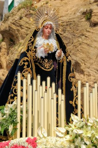Semana Santa - Easter Holy Week Iznajar