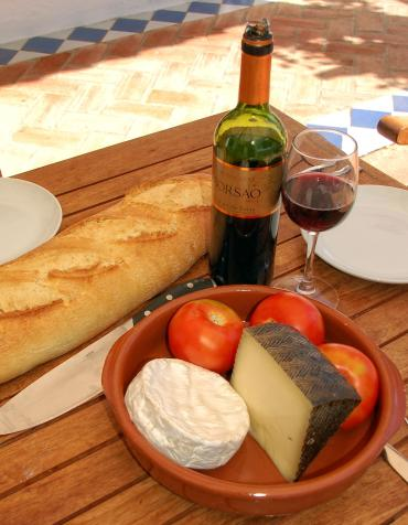 Wine & Cheese Iznajar