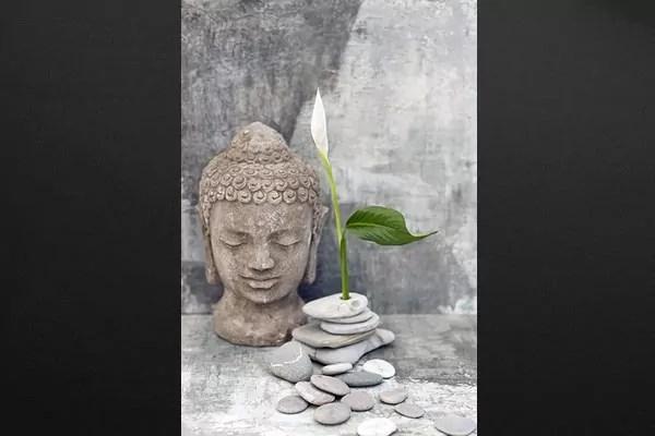 Tableau zen statue Bouddha  Izoa