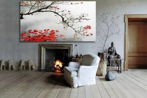 Tableau Dco Dcoration Murale Zen Pour Chambre Izoa