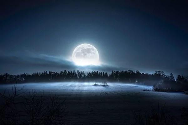 Tableau dco Nouvelle Lune  Izoa