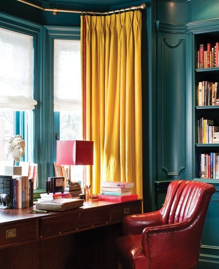 how to design curtains for living room pictures of interior designs couleur tendance du moment : le jaune moutarde ! - blog ...