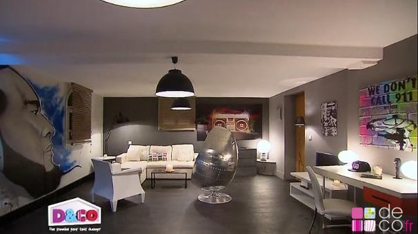 Décorer une chambre d\'ado - Blog Toile Design et Moderne d\'Izoa