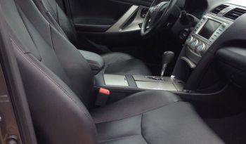 Toyota Camry Limited Edition 2008 GRAY full