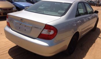 Toyota Camry Limited Edition 2003 GRAY full