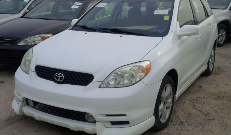 Toyota Matrix 2003 full