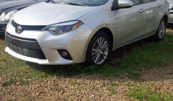 Toyota Corolla 2014 full