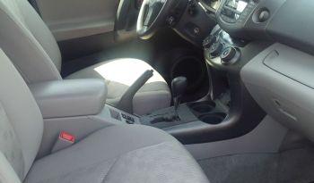 Toyota Rav4 White full