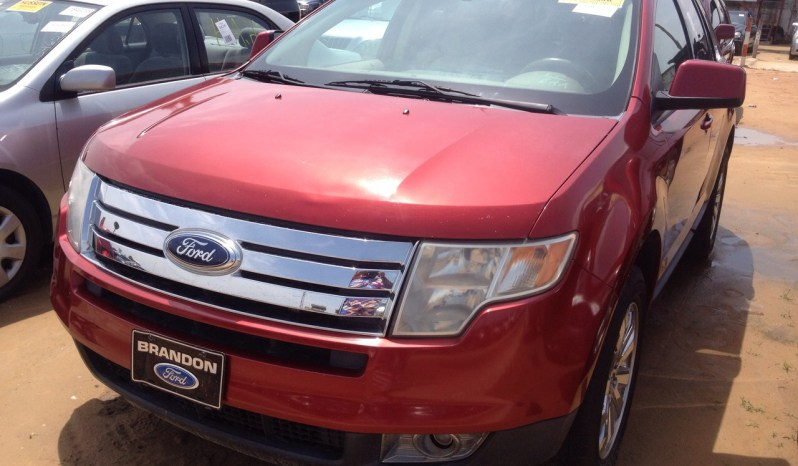 Ford Edge limited. YEAR – 2008 full