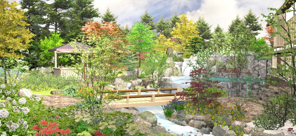 日式庭園、Japanese garden,