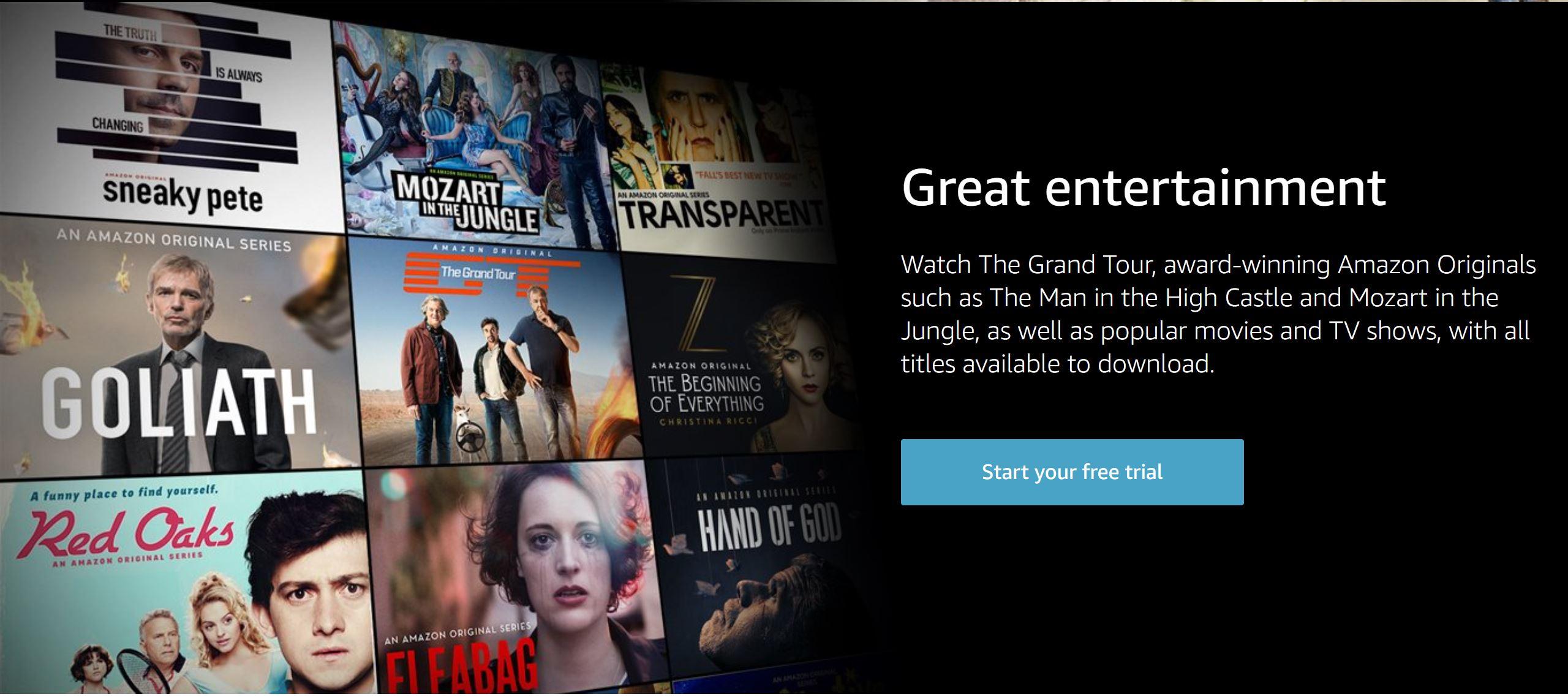 Amazon Prime Video - 1 Year Subscription - Izzudrecoba Store