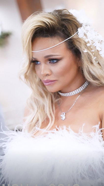 Trisha Paytas Is Married Who Is Her Mystery Man