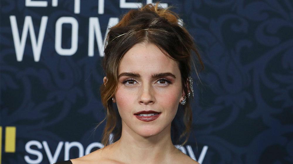 Emma Watson Recalls Going Viral After Using Term Self
