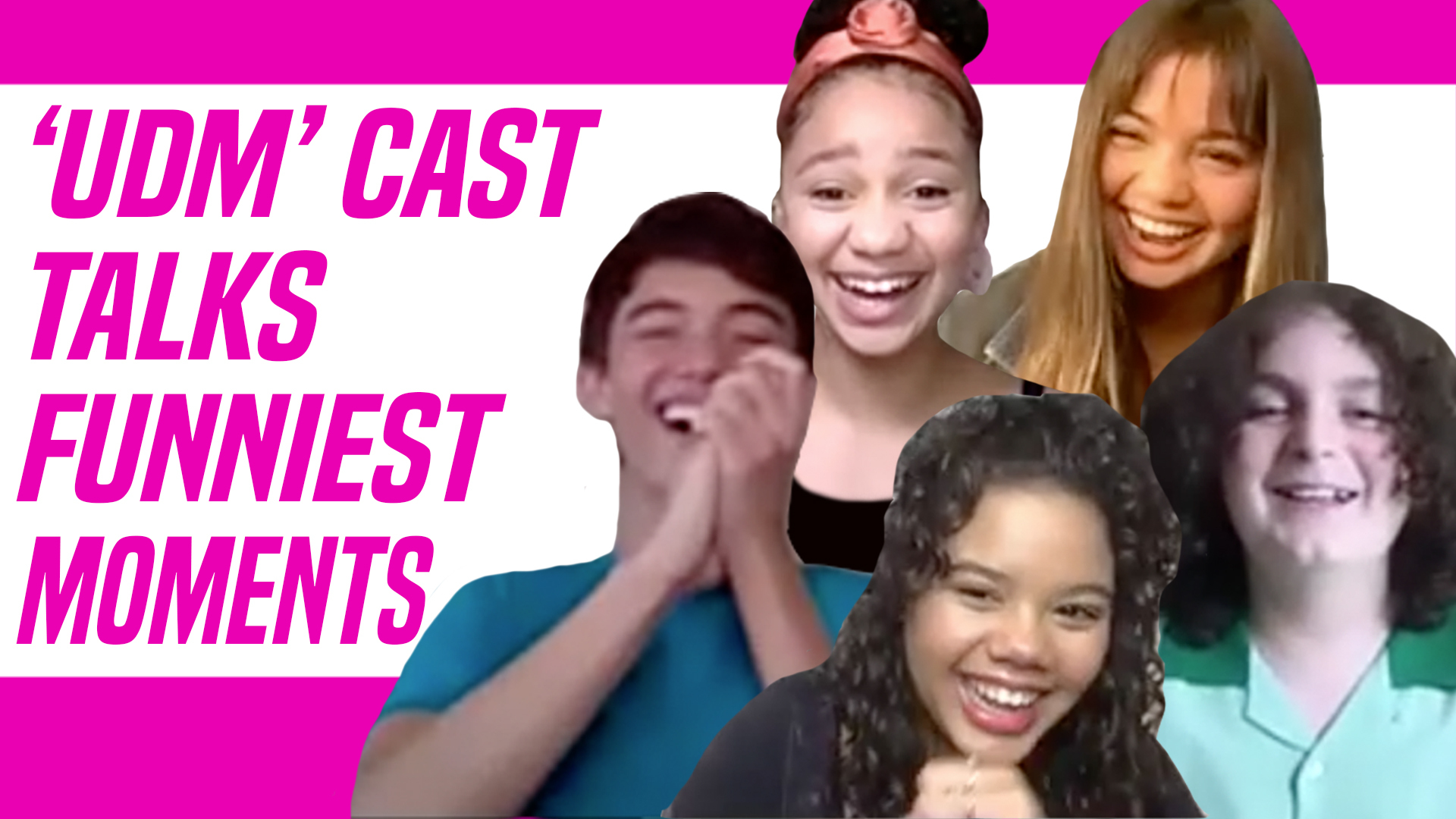 Upside Down Magic Casts Dishes On Funniest Moments On Set