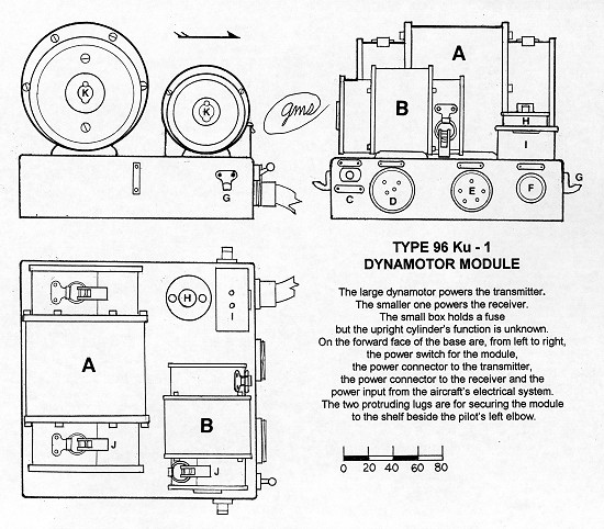 Radio Systems in the Early A6M Zero