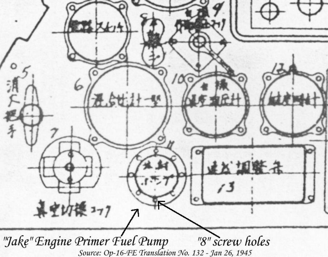 Examination Of Japanese Aircraft Equipment