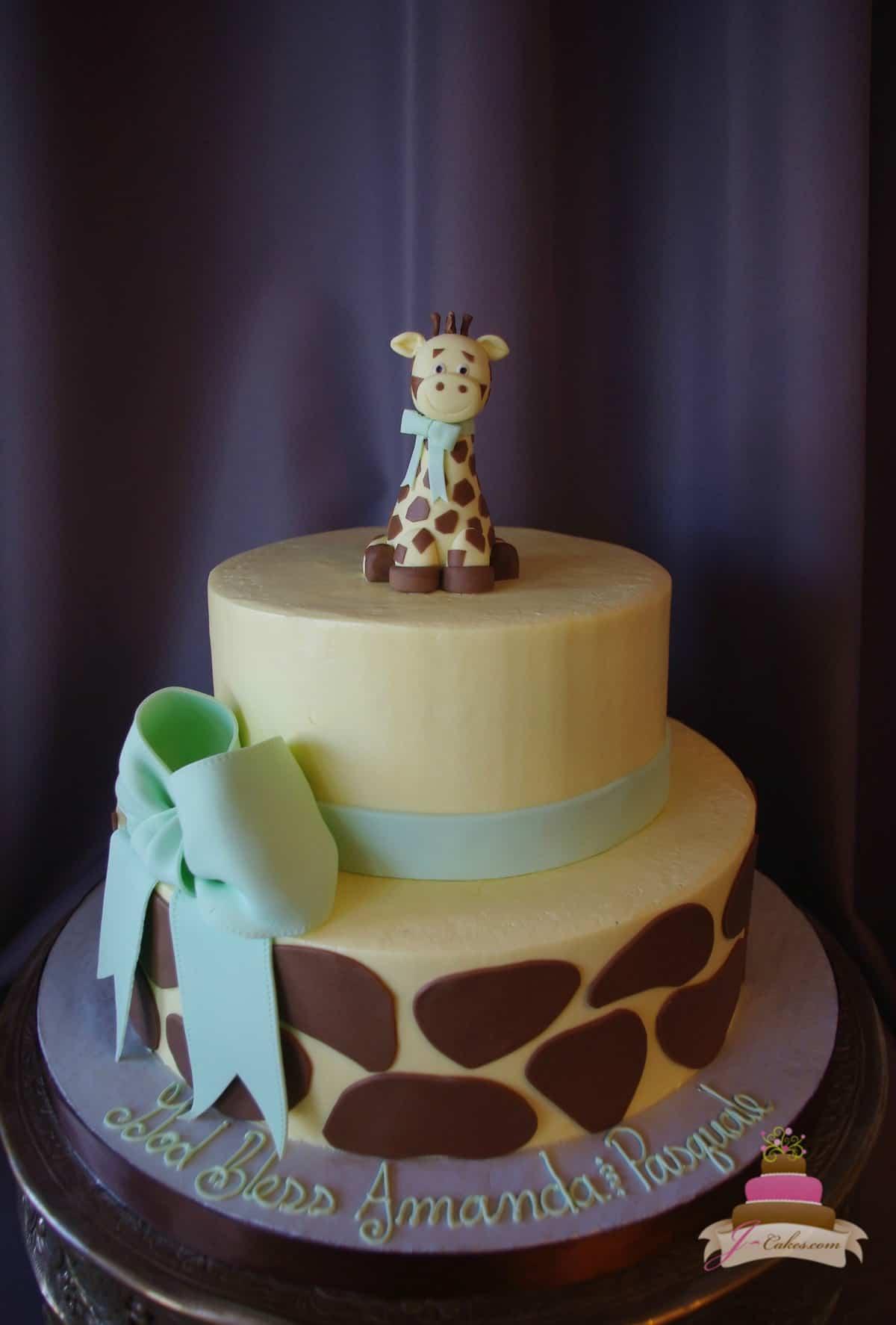 Safari Baby Shower Ideas Boy
