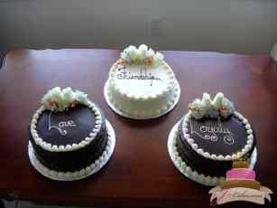 (303) Standard Design Bridal Shower Cakes