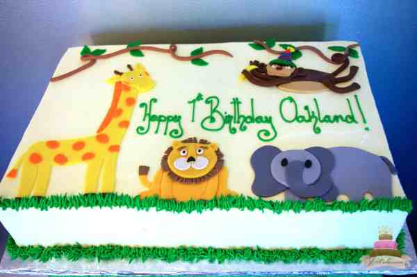 Enchanting Children' Cakes In Ct