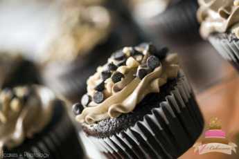 (629) Peanut Butter Cupcake