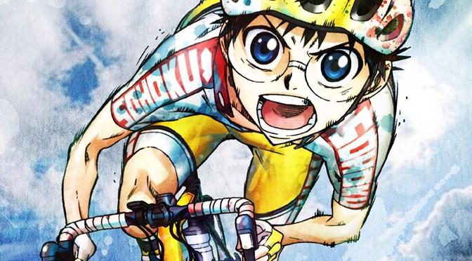 Yowamushi Pedal Volume 6 chapitres 44 à 46