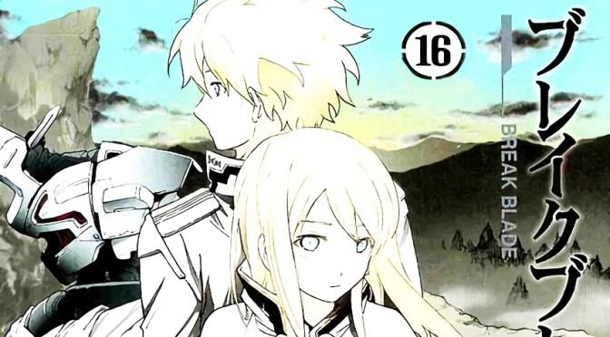 Broken Blade volume 16 chapitre 89