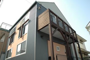 DIYの家
