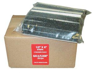 Sav-A-Floor Strips and Box of 150