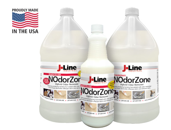 NOdorZone Ready to Use and Concentrate