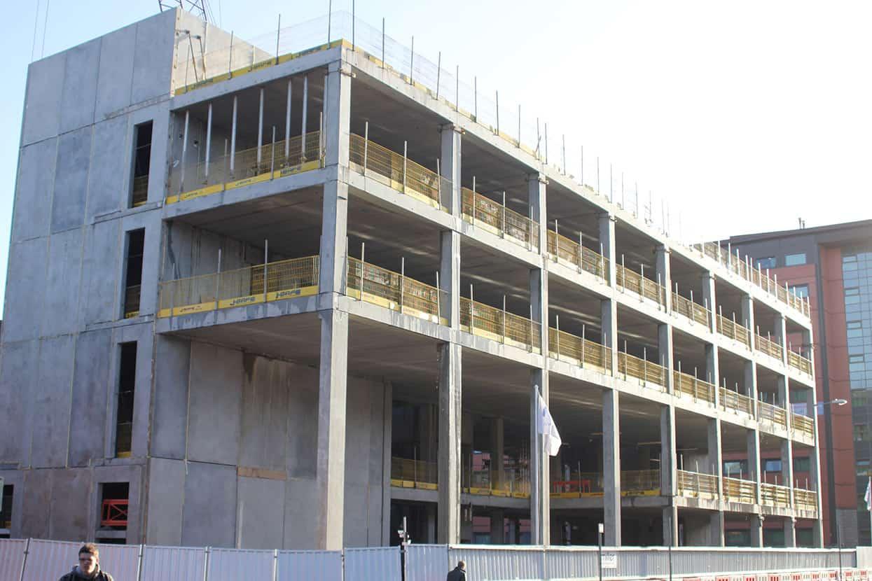 Precast Concrete  JSAFE Ltd  Temporary Leading Edge Protection Systems