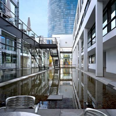 Joachim Schrmann Architekten Deutsche Welle Bonn