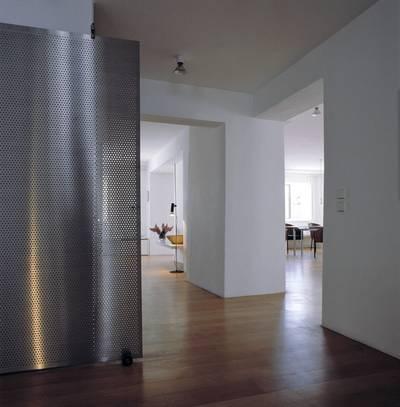 Joachim Schrmann Architekten Stadtbro und Wohnung Salzburg 1991