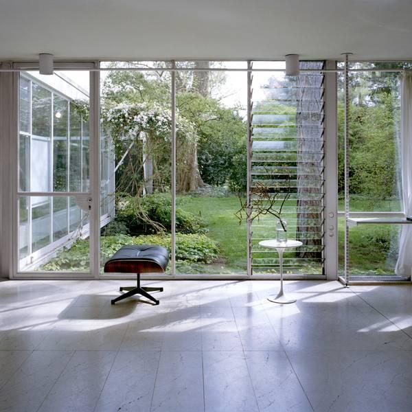 Joachim Schrmann Architekten Haus Schrmann Enckestrae 1957