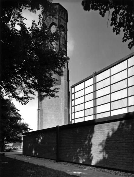 Joachim Schrmann Architekten St Stephan Kln 1958