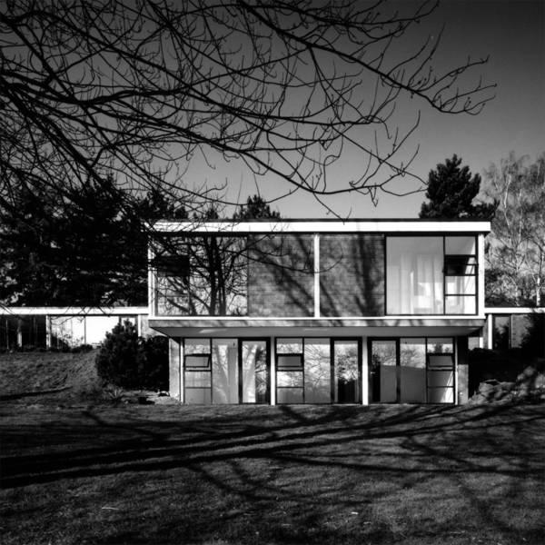 Joachim Schrmann Architekten Haus GoldLackner Kln 1958