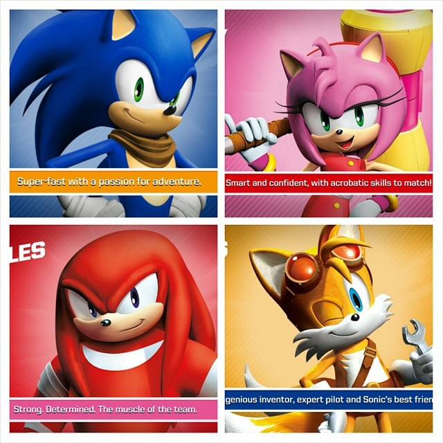 trailers pics for sonic