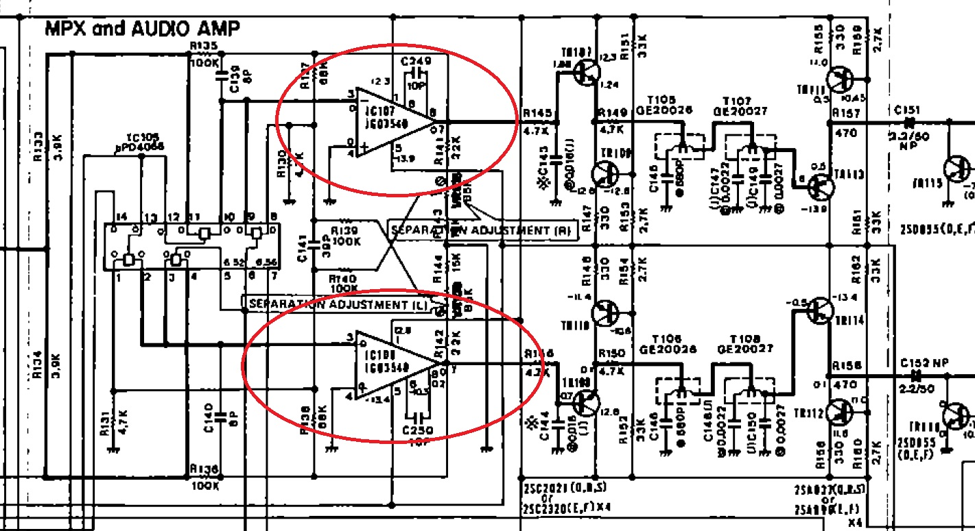 Whatza LA3170? Regular op-amp or sunthin special? Subs