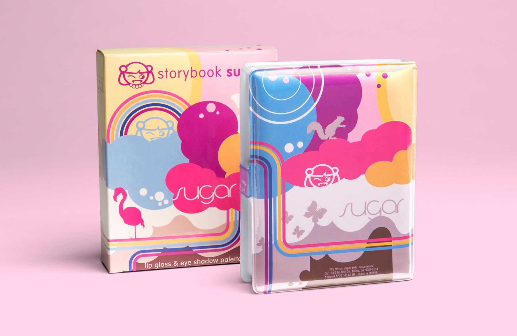 sugar storybook