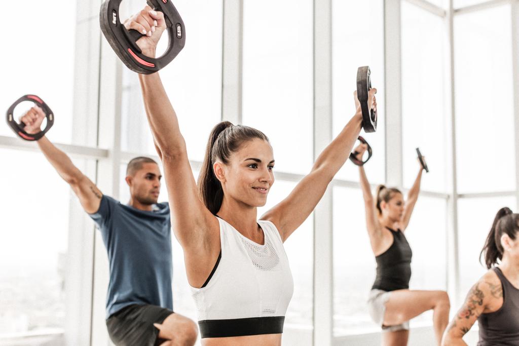 รูปแบบการออกกำลังกาย