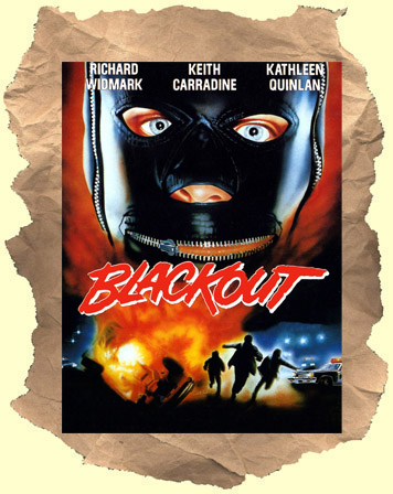 BLACKOUT  Buy it on DVD Keith Carradine Michael Beck Richard Widmark