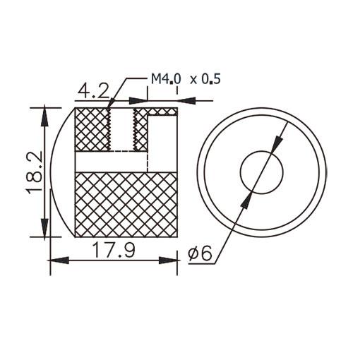 MKS-002 > Guitar Pickup, Hardware & Wiring Parts