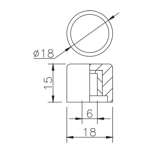KW-705 (18x15) > Guitar Pickup, Hardware & Wiring Parts